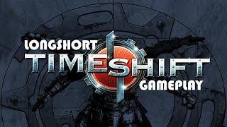 TimeShift - Zatrzymaj, spowolnij, cofnij czas [Longshort gameplay]
