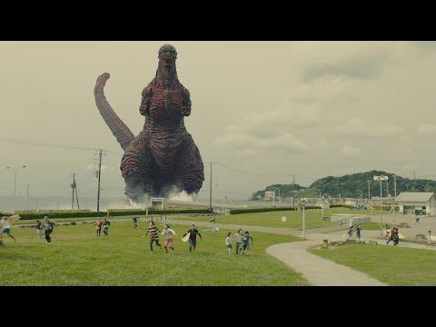 Shin Godzilla All Godzilla Scenes So Far