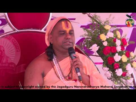 Jagadguru Narendracharya Maharaj Sansthan Nanijdham Provided Financial Aid to the Farmers.