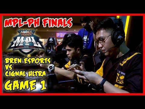 Grand Finals! Bren Esports vs Cignal Ultra | MPL PH Season 2 Finals