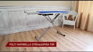 утюг Polti Vaporella Special Teflon обзор