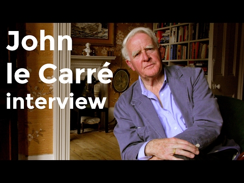John le Carré interview (1993)
