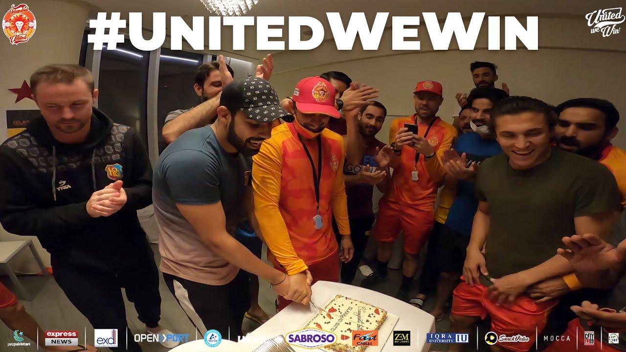 This is how #ISLUFamily Celebrates | #UnitedWeWin