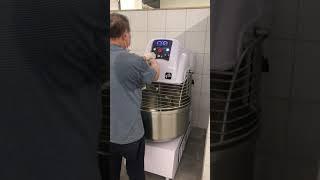 제과제빵기계 에페듀 스파이럴 믹서기  설치완료