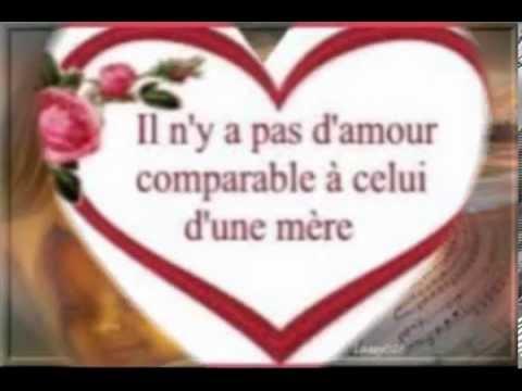 Joyeux Anniversaire Ma Maman Damour Youtube