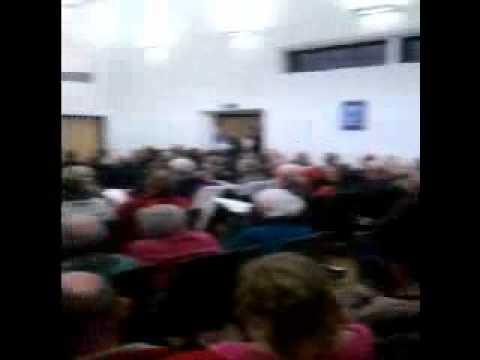 East Dorset Core Strategy Verwood Upper School NO FUNDS FOR IT