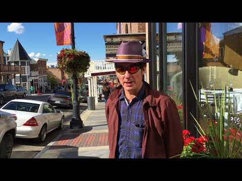 Nebraska to Utah road trip and busking Park City