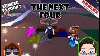 Roblox - Lumber Tycoon 2 - Die nächsten 4 Hölzer, Labyrinth Dunkelheit