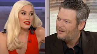 Gwen Stefani On Why She Didn't Think She Would Marry Blake Shelton