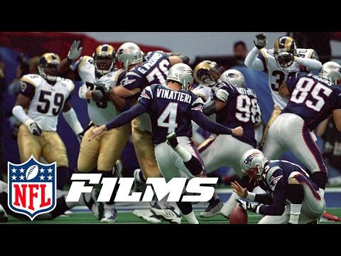 #10 Adam Vinatieri | Top 10 Patriots of All Time | NFL