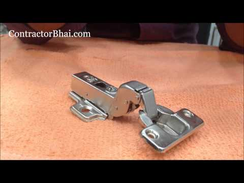 """""""Auto Hinges with slow motion"""" by ContractorBhai.com"""