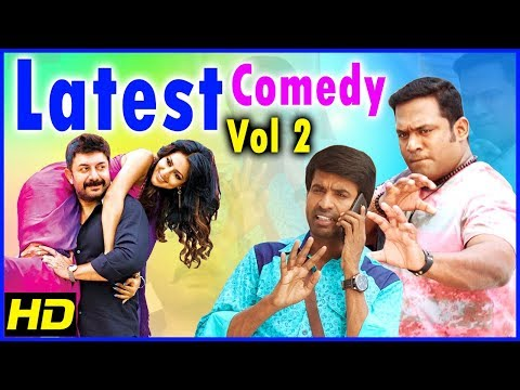 Latest Tamil Comedy | Vol 2 | Bhaskar Oru...