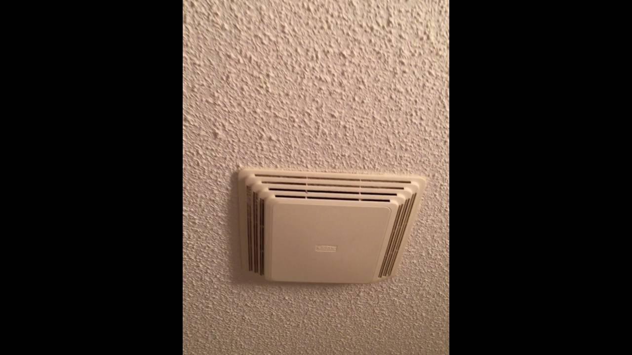 Loud bathroom exhaust fan - Noisy Bathroom Fan
