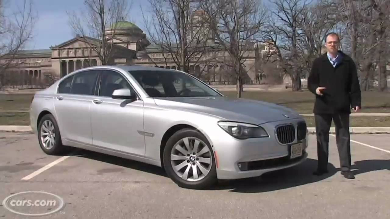 2009 bmw 750i video review youtube. Black Bedroom Furniture Sets. Home Design Ideas