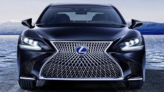 Lexus LS 500h (2018) ready to fight S-Class? [YOUCAR]