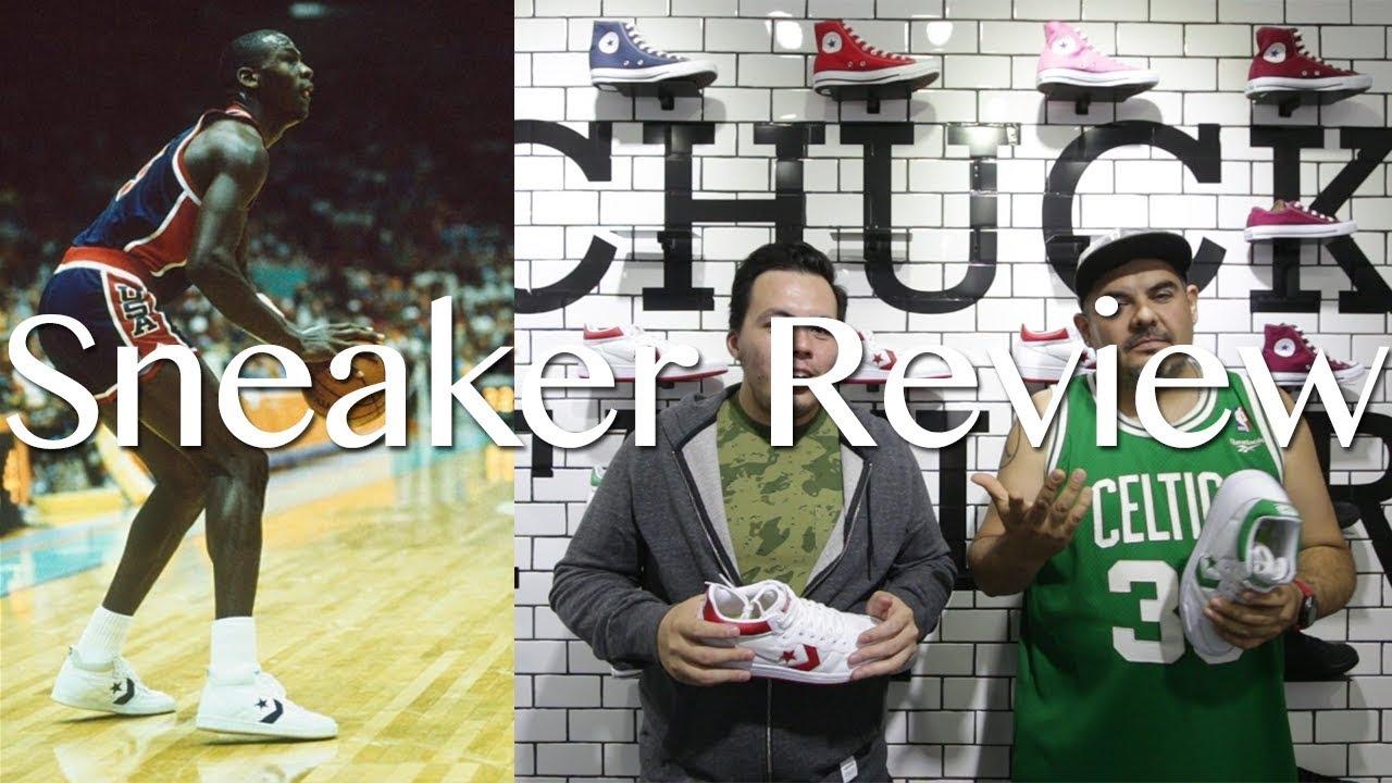 9de43e90e70 Sneaker Review  Converse Fastbreak 83 Ft. El Niño - YouTube