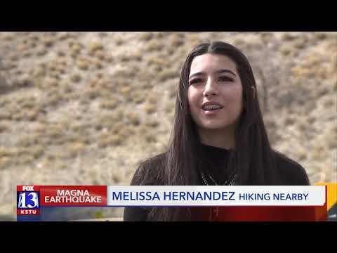 Team Coverage: 5.7 earthquake hits Utah