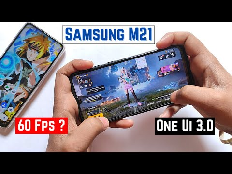 Samsung M21 OneUI3.0 PUBG test After Update….Amazing