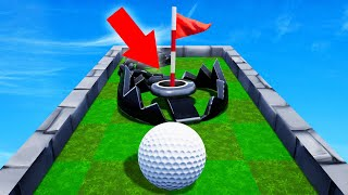 Avoid The BEAR TRAP To WIN! (Golf It Troll Map)