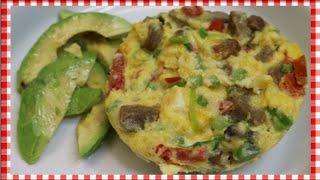 Omelette In A Mug ~ Back To School Breakfast Hacks ~ Noreen's Kitchen