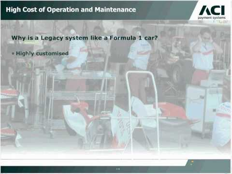 Payment System Challenges & Opportunities of Legacy Systems