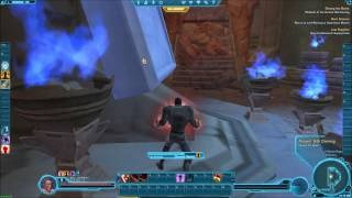 SWTOR SW Korriban Class Quest - Slaying the Beast