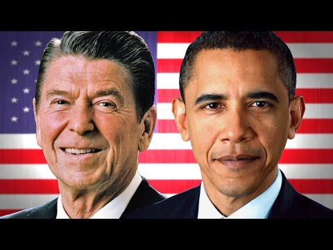 The History of U.S. Elections (1964-2016)
