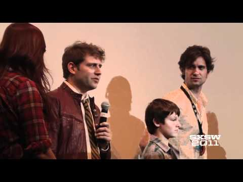 Bag of Hammers - Red Carpet and Q&A | Film 2011 | SXSW