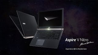 Unboxing laptop Acer Aspire V 15 Nitro Black Edition