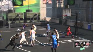 NBA 2K15 Blacktop Gameplay PC