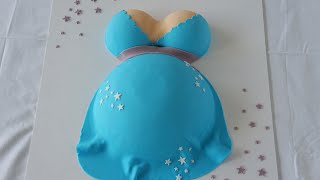 Babybauch Torte / Babyshower