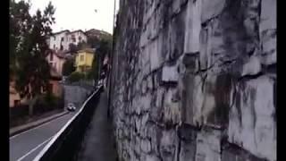 Le Grandi Ciclabili Lariane : Menaggio - Porlezza vecchio trenino (1/3)