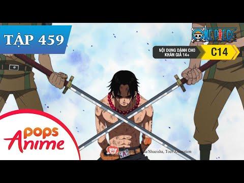 One Piece Tập 459 - Thời Khắc Quyết Chiến Cận Kề! Bố Trận Mạnh Nhất Của Hải Quân! - Đảo Hải Tặc