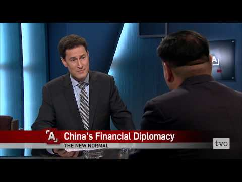 Gregory Chin: China's Financial Diplomacy
