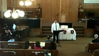 耶穌是我全世珍寶 - 大溫哥華迦南教會台語獻詩