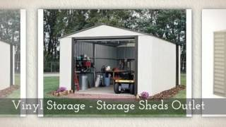 Metal Sheds South Gate Ca 90280 | 877-689-0730 Call Now! | Storage Sheds Outlet
