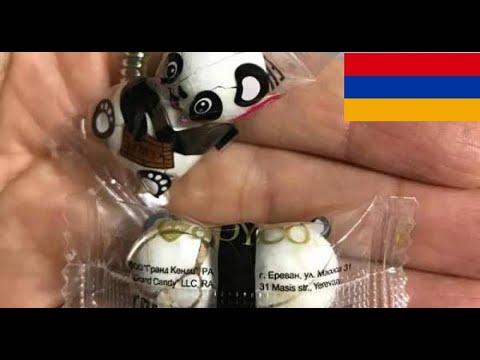 Армянские конфеты в Баку на детском торжестве