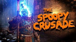 [For Honor] The Spoopy Crusade