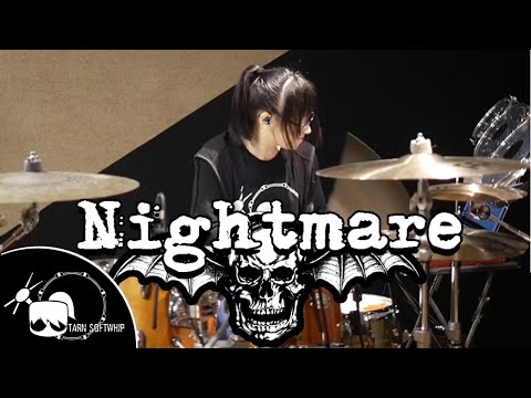 Avenged Sevenfold - Nightmare Drum Cover By Tarn Softwhip
