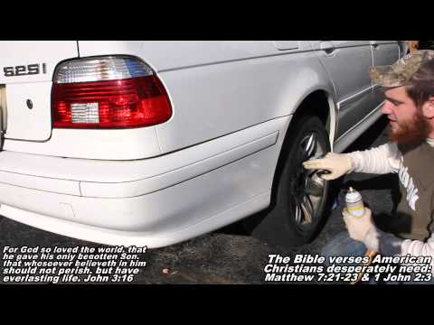 """Wheel Won't Come Off """"How to"""" Stuck on Car Wheel Remove"""