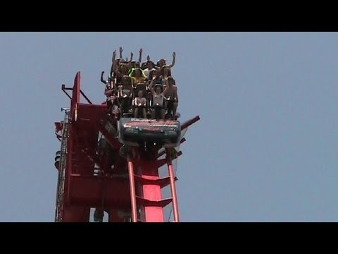 Intimidator off-ride HD Carowinds