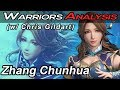 Zhang Chunhua (w/ Chris Gildart) - Warriors Analysis