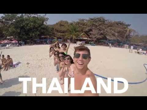 HOW TO TRAVEL IN THAILAND
