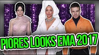 OS PIORES LOOKS DO EMA 2017 | Diva Depressão