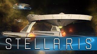 Stellaris Season 4 - #9 - Surrounded by Enemies