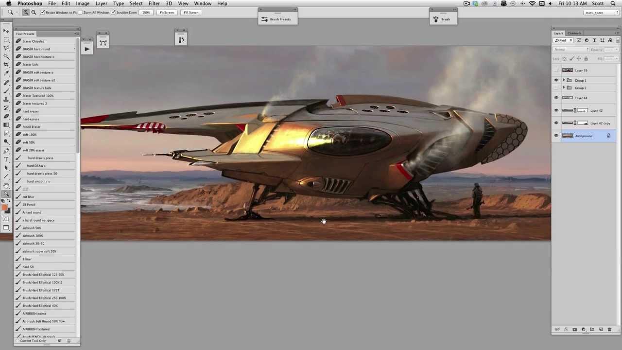 Blast golden ship rendering process youtube for 11975 sunshine terrace