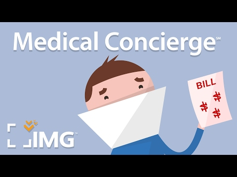 IMG's Medical Concierge Service