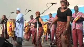 "Haitian Voodoo Music ""Azor"""