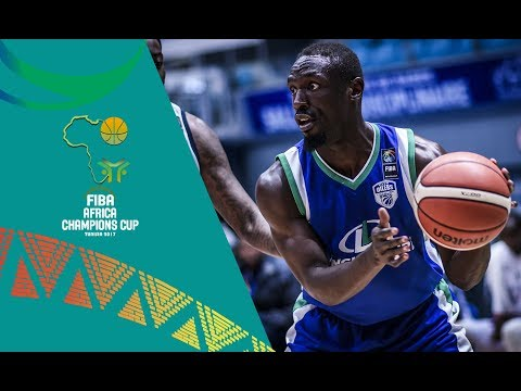 New Generation v City Oilers - Full Game - FIBA Africa Champions Cup 2017