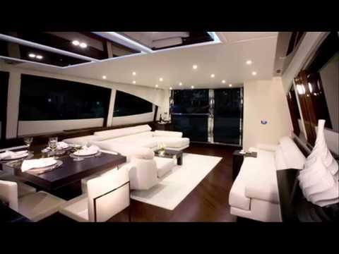 Megayacht News Onboard: Lazzara LSX 92